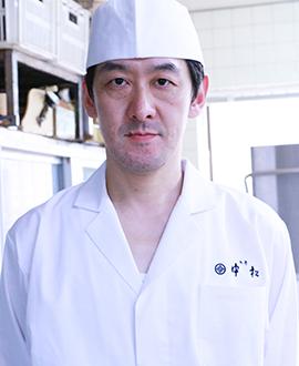 中松料理長 写真