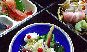 松花堂弁当「中松」画像