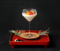 杏仁豆腐 季節 フルーツ